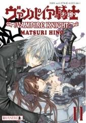 Okładka książki Vampire Knight tom 11 Hino Matsuri