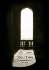 Okładka książki O dwa kroki stąd Tadeusz Pióro