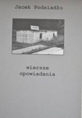Okładka książki Cisówka Jacek Podsiadło