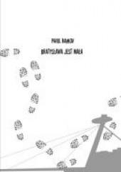 Okładka książki Bratysława jest mała Pavol Rankov