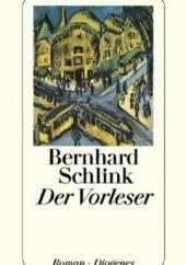 Okładka książki Der Vorleser Bernhard Schlink