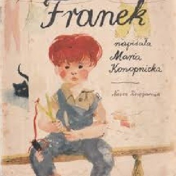Okładka książki Franek Maria Konopnicka
