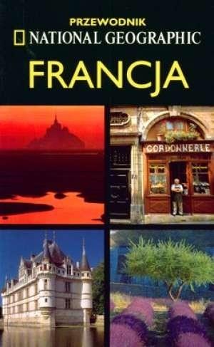 Okładka książki Francja. Przewodnik National Geographic Rosemary Bailey