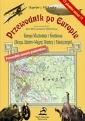 Okładka książki Przewodnik po Europie. Europa wschodnia i środkowa. Mieczysław Orłowicz