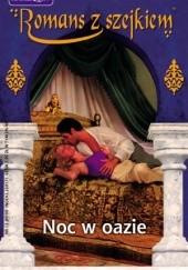 Okładka książki Noc w oazie Penny Jordan