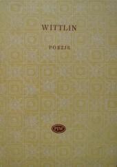 Okładka książki Poezje Józef Wittlin