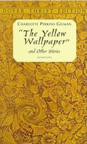 Okładka książki The Yellow Wallpaper and Other Stories Charlotte Perkins Gilman