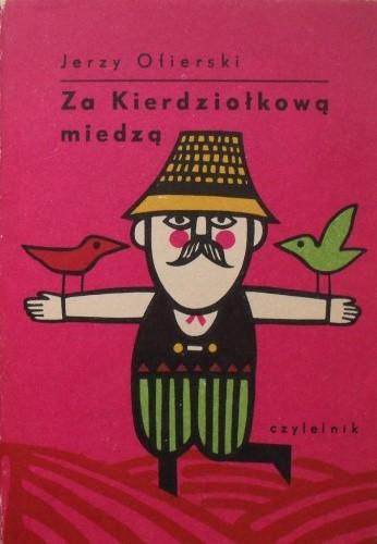 Okładka książki Za Kierdziołkową miedzą Jerzy Ofierski
