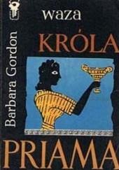 Okładka książki Waza króla Priama Barbara Gordon