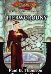 Okładka książki Pierworodny Paul B. Thompson