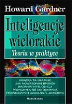 Okładka książki Inteligencje wielorakie Howard Gardner