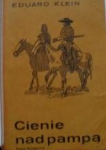 Okładka książki Cienie nad pampą