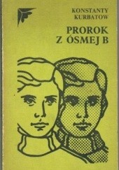 Okładka książki Prorok z ósmej B