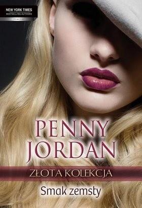 Okładka książki Smak zemsty Penny Jordan