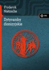 Okładka książki Dytyramby dionizyjskie Friedrich Nietzsche
