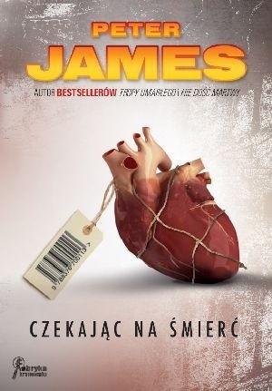 Okładka książki Czekając na śmierć Peter James