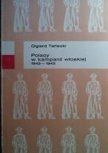 Polacy w kampanii włoskiej 1943-1945 - Olgierd Terlecki