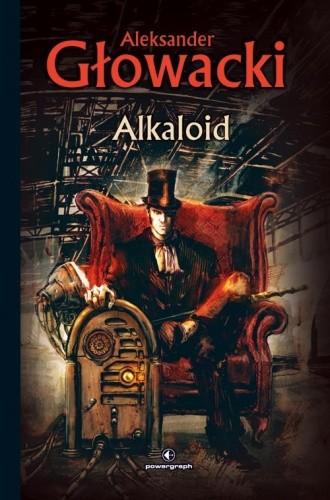 Okładka książki Alkaloid Aleksander Głowacki