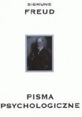Okładka książki Pisma psychologiczne Sigmund Freud