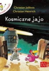 Okładka książki Kosmiczne jajo Christian Jolibois,Christian Heinrich