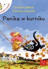 Okładka książki Panika w kurniku Christian Jolibois,Christian Heinrich