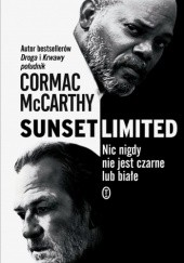 Okładka książki Sunset Limited Cormac McCarthy