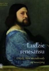 Okładka książki Ludzie renesansu Robert C. Davis,Beth Lindsmith