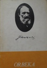 Okładka książki Orbeka.
