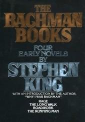 Okładka książki The Bachman Books Richard Bachman