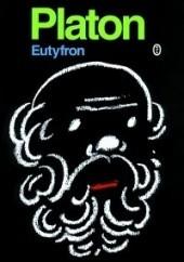 Okładka książki Eutyfron Platon