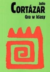 Okładka książki Gra w klasy