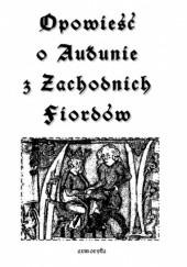 Okładka książki Opowieść o Auðunie z zachodnich fiordów autor nieznany