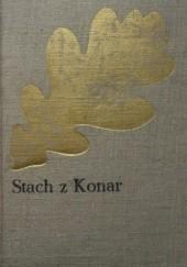 Okładka książki Stach z Konar. Powieść historyczna z czasów Kazimierza Sprawiedliwego