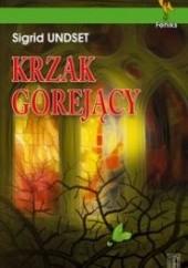 Okładka książki Krzak Gorejący Sigrid Undset