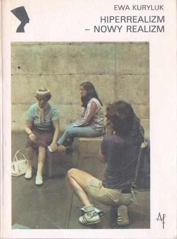 Okładka książki Hiperrealizm- nowy realizm
