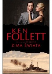 Okładka książki Zima świata Ken Follett