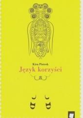 Okładka książki Język korzyści