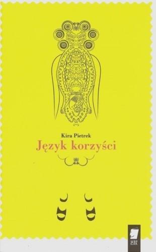 Okładka książki Język korzyści Kira Pietrek