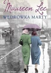 Okładka książki Wędrówka Marty Maureen Lee