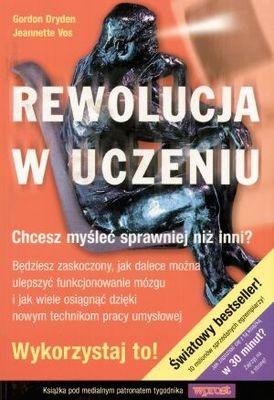Okładka książki Rewolucja w uczeniu Dryden Gordon,Vos Jeanette