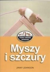Okładka książki Myszy i szczury Jinny Johnson