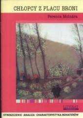 Okładka książki Chłopcy z Placu Broni Ferenca Molnara Małgorzata Kamińska