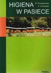 Okładka książki Higiena w pasiece Barbara Tomaszewska,Paweł Chorbiński