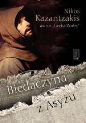 Okładka książki Biedaczyna z Asyżu Nikos Kazandzakis