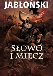 Okładka książki Słowo i miecz Witold Jabłoński