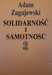 Okładka książki Solidarność i samotność