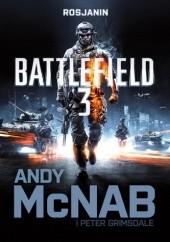 Okładka książki Battlefield 3: Rosjanin Andy McNab,Peter Grimsdale