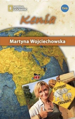Okładka książki Kenia Martyna Wojciechowska