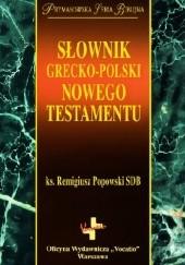Okładka książki Słownik grecko-polski Nowego Testamentu Remigiusz Popowski
