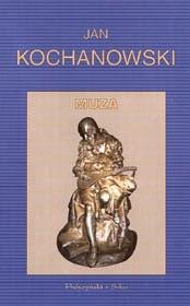 Okładka książki Muza Jan Kochanowski